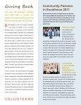 VNHC 2011 ANNUAL REPORT - Visiting Nurse & Hospice Care - Page 5