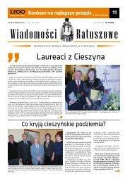 10 listopada 2011.pdf - Cieszyn.pl
