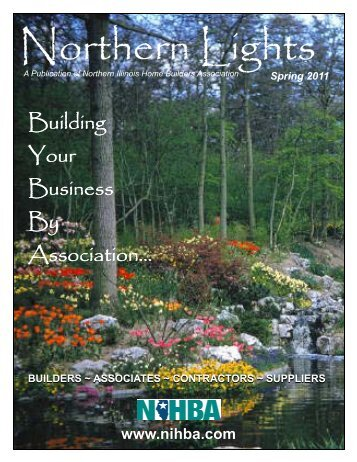 March Newsletter-2 - Northern Illinois Home Builders Association
