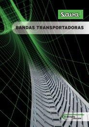 BANDAS TRANSPORTADORAS - Savatech