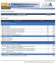 PIFI 2012 - Centro Universitario de Ciencias Biológicas y ...