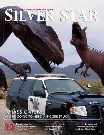Silver Star - Deputy Sheriffs' Association of San Diego County