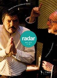 Radar abril 2013 - Ayuntamiento de Huesca