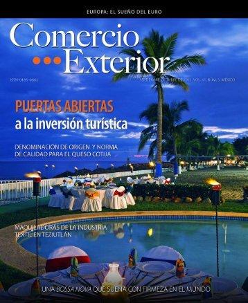 Inversión - revista de comercio exterior - Bancomext