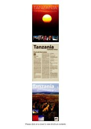 TANZANIA PDF 2007