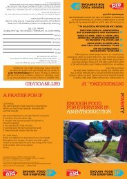 an Introduction leaflet (PDF, 0.6mb) - Christian Aid