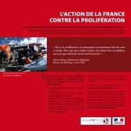 Non-Prolifération - France TNP