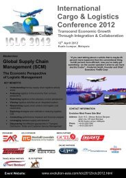 Supply Chain Masterclass Brochure
