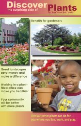Discover Plants - America in Bloom