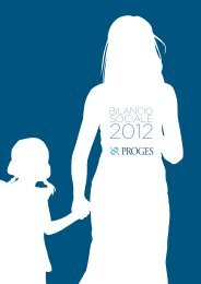 Bilancio Sociale 2012 - Pro.Ges.