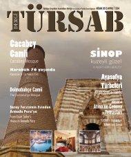 Nisan 2013 - Türkiye Seyahat Acentaları Birliği