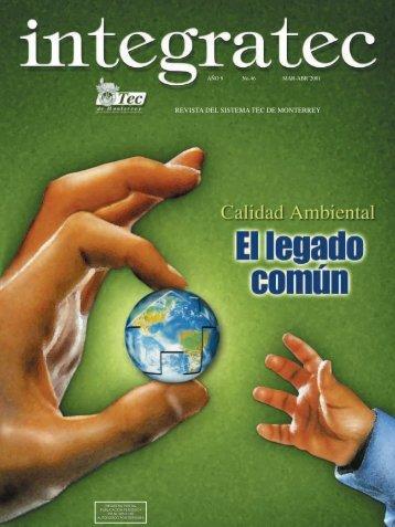 Edición 46 marzo - abril 2001 - Portal EXATEC - Tecnológico de ...