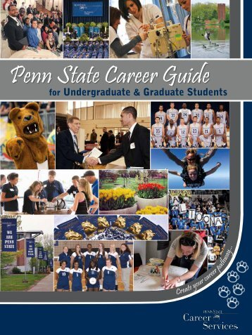 Penn State Career Guide (Campuses) - Student Affairs