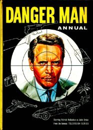 ANNUAL - The Danger Man Website