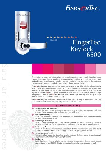 Muat turun - FingerTec