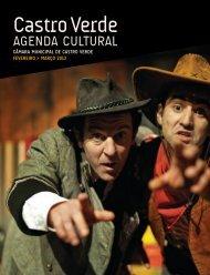 Agenda Cultural fevereiro / março 2013 - Câmara Municipal de ...