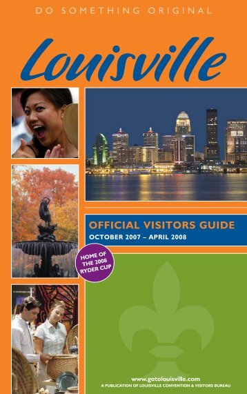 OFFICIAL VISITORS GUIDE