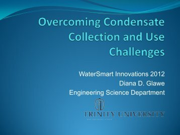 Overcoming Barriers to Achieve Condensate Collection Return on ...