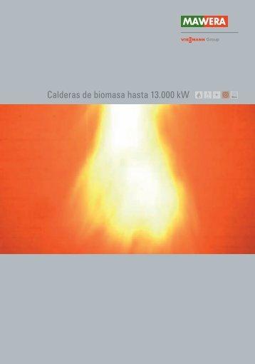 Catálogo a color Mawera - Viessmann