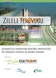 Program_Brosura_ZF20.. - Railway Days 2013 - Club Feroviar