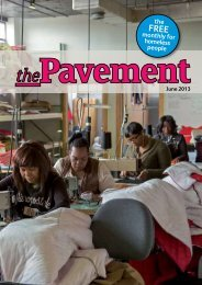 Download Issue 25 - The Pavement