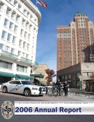 2006 Annual Report Final (05-30-07) - City of El Paso
