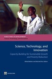 Science, Technology, and Innovation - World Bank Internet Error ...