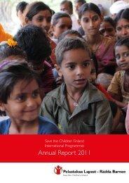 Save the Children Finland International Programmes 2011.pdf
