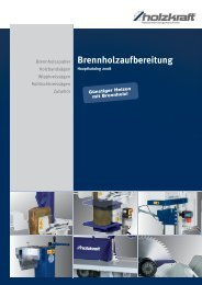 Brennholzaufbereitung - Herm. Fichtner Hof GmbH