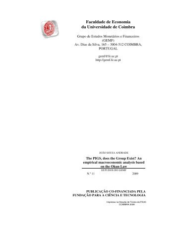 An empirical macroeconomic analysis based on the Okun Law