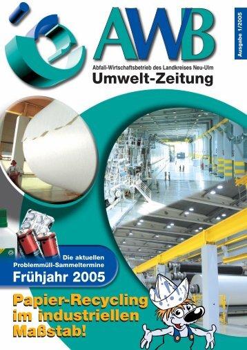 AWB-Zeitung 1/2005