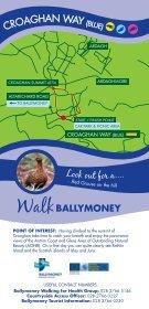 Croaghan Way (Blue) brochure - Visit Ballymoney - Page 2