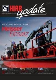 Heisser Einsatz - Hiab Deutschland