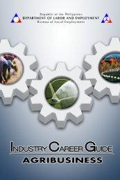 Industry Career Guide - Agribusiness - Public Employment Service ...