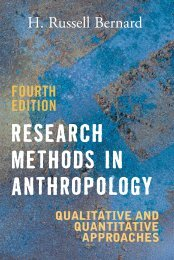 Russel-Research-Method-in-Anthropology