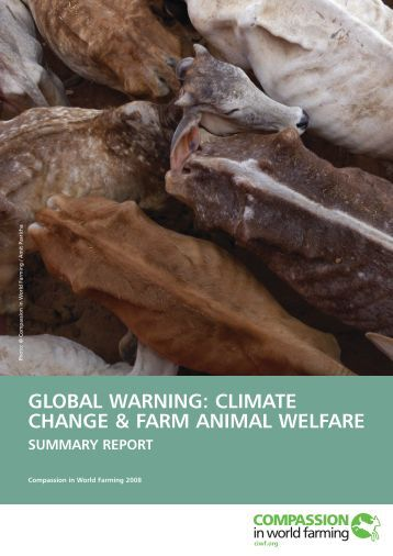 Global warning - Compassion in World Farming