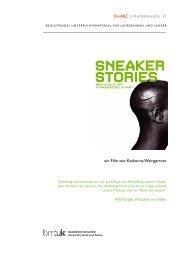 Sneaker Stories - ein Film von Katharina Weingartner - filmABC