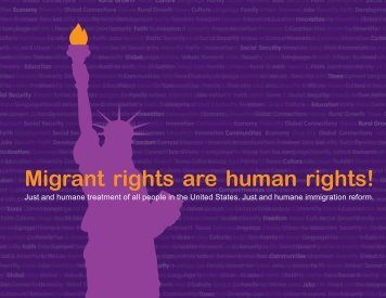 Migrant rights are human rights! - The Advocates for Human Rights