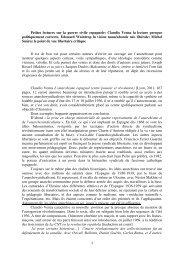 Petites lectures sur la guerre civile espagnole: Claudio Venza la ...