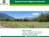 Roberto Carovigno - Regione Lombardia - Parco Oglio Sud