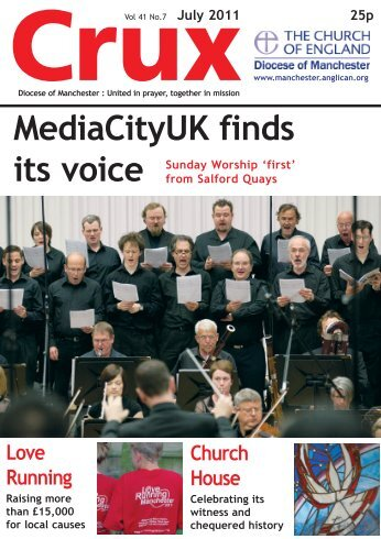 July - The Diocese of Manchester