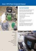XP70 Plural-Component Sprayer - Wiltec - Page 2