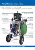 XP70 Plural-Component Sprayer - Wiltec - Page 3