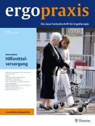 HilfSmittelverSorgung nacH ScHlaganfall - beta Institut