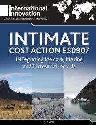 Innovation International INTIMATE Brochure