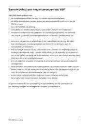 V&V 2020 Samenvatting - Verpleegkundigen & Verzorgenden ...
