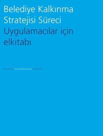 Belediye Kalkınma Stratejisi Süreci ... - VNG International