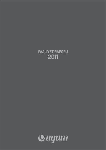 FAALiYET RAPORU - Uyum