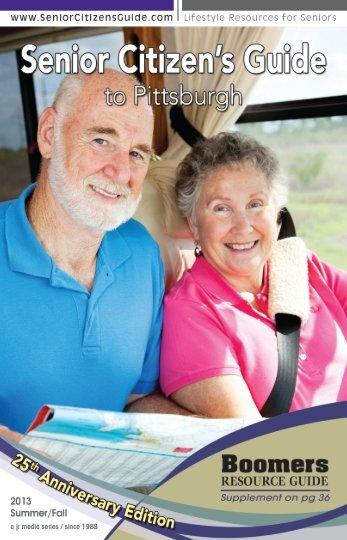 Health Services - Senior Citizen's Guide