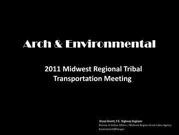 Arch & Environmental